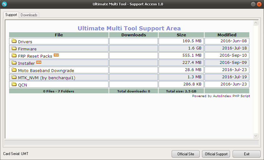 UMT PRO V2__ULTIMATE MULTI TOOL update new herel | VietFones Forum