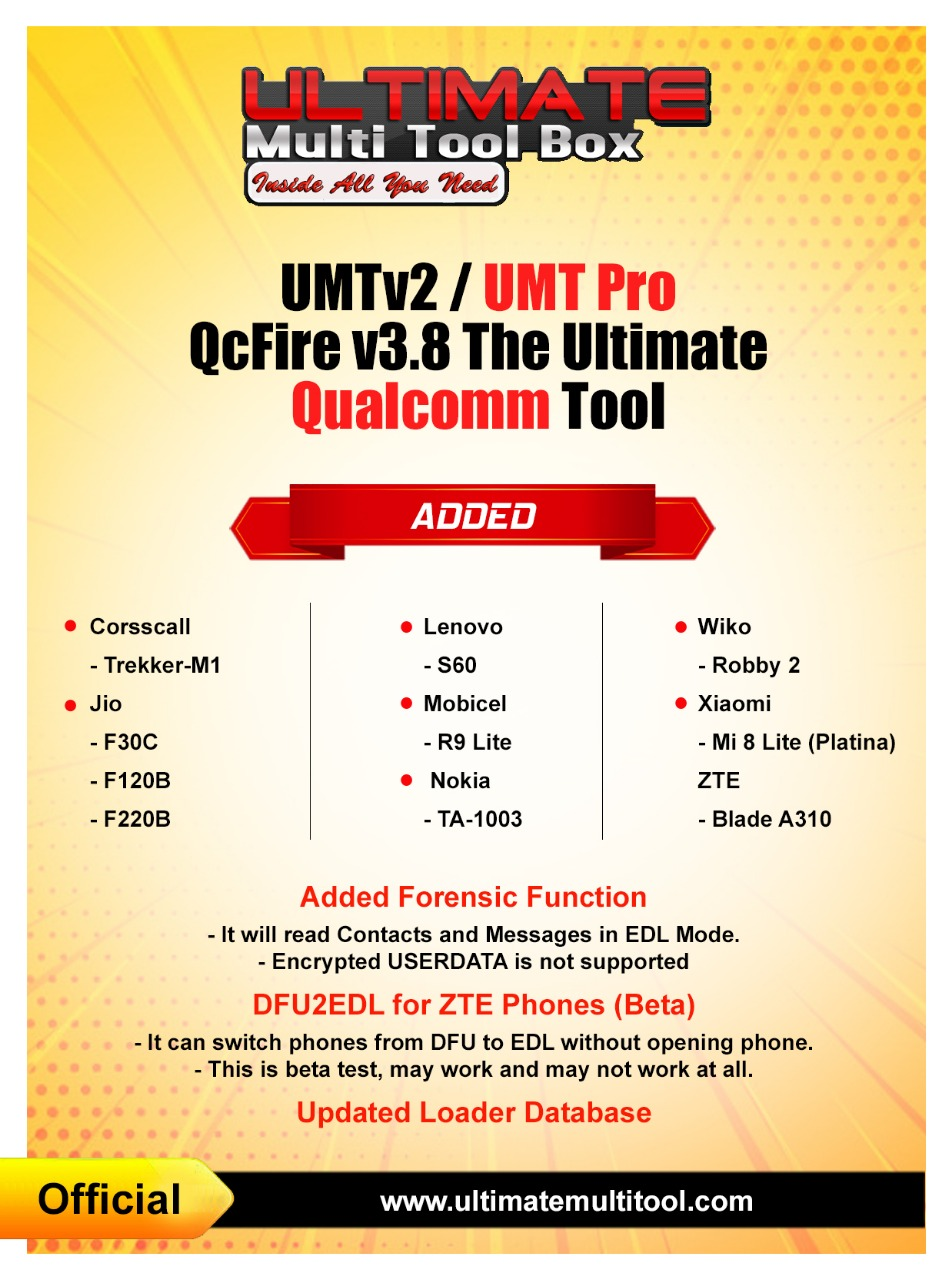 UMT PRO V2__ULTIMATE MULTI TOOL update new herel | Page 2