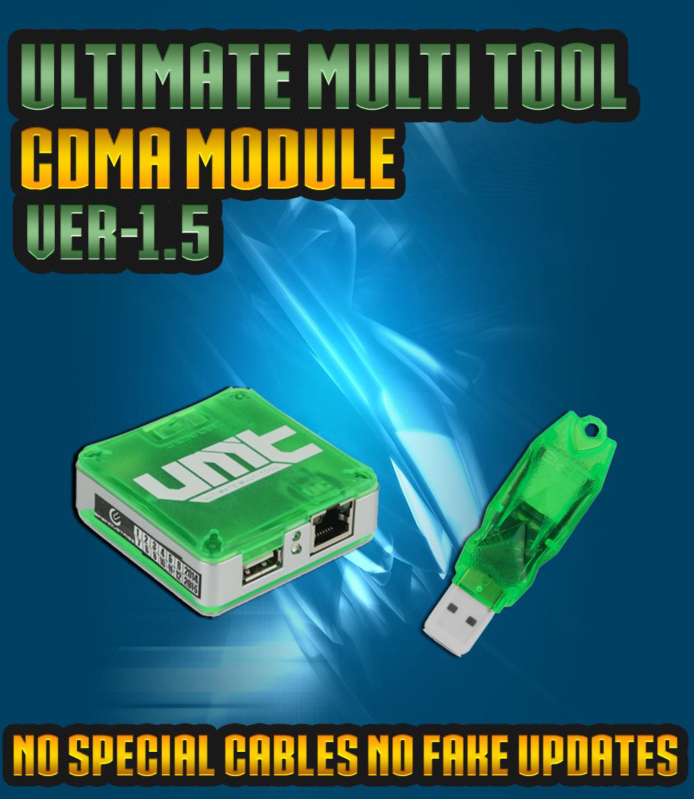 Ultimate Multi Tool - CDMA v1.5 Released! Panasonic and more... [24-01-2016]